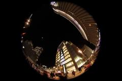 大阪駅 12月