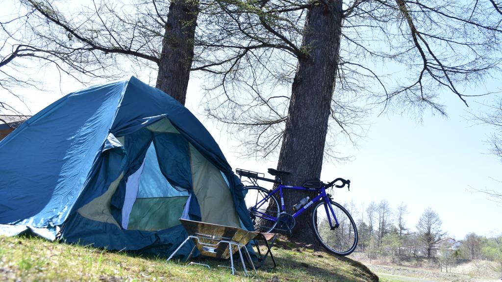 する ここ 地 と を キャンプ