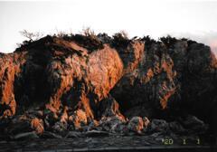 日出の石門その2