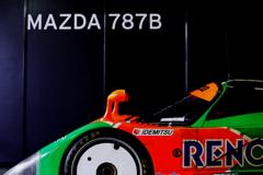 MAZDA 787B 55号車