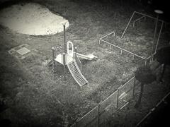 公園から子供が消えた!!