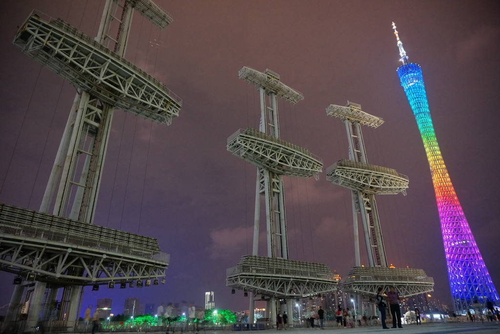 広州タワー