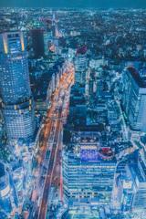 東京夜景 ②