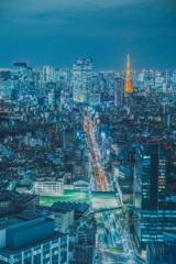 東京夜景 ④