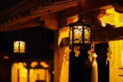 帰りの灯火