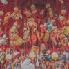 ひな祭り ④  傘福