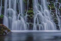 冬の元滝伏流水 ⑦