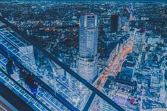 東京夜景 ⑤   近未来感