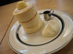 フワフワパンケーキ