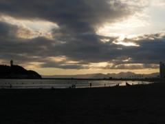 江の島の「エ」