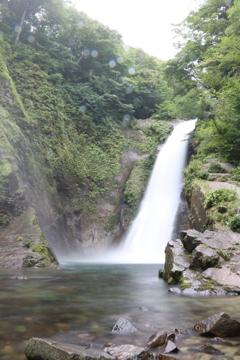 今日の秋保大滝 2