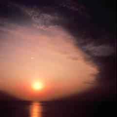 偉大なる夕陽