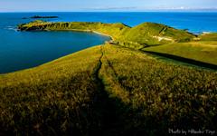 最果ての秋 礼文 ゴロタ岬 ~スコトン岬と海驢(トド)島を眺めていた午後。~