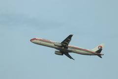 中国東方航空機