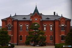 奈良少年刑務所跡