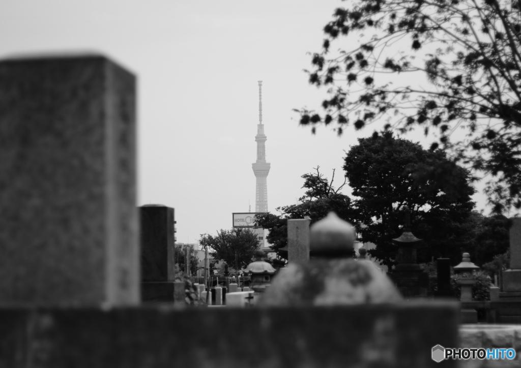 続・東京墓場