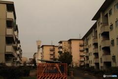 黄昏の給水塔 8
