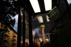 黄昏の給水塔 4