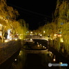 夜景 城崎温泉