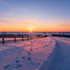 日の出への道