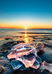 JEWELRY ICE&RISING SUN