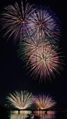 第42回川辺おどり・花火大会