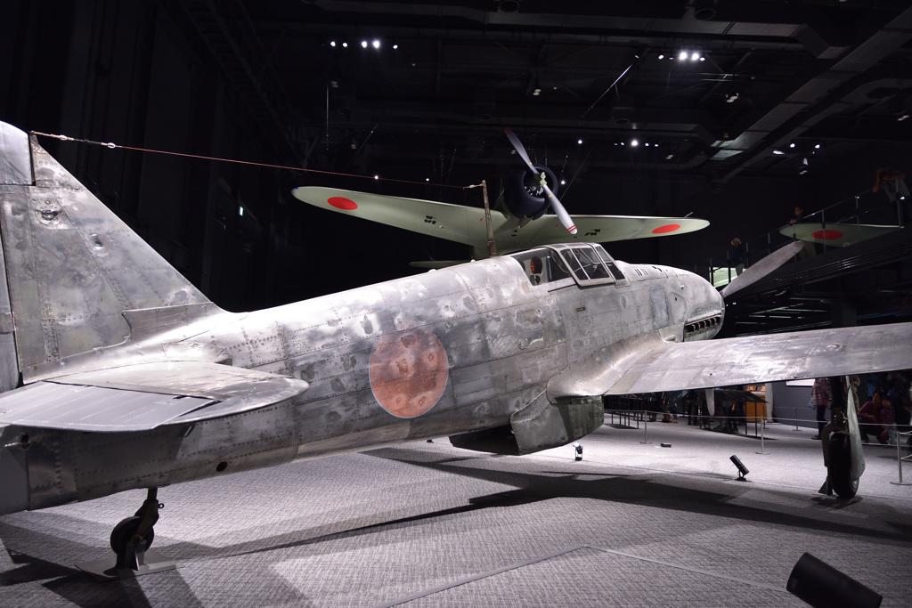 三式戦闘機「飛燕(ひえん)」2