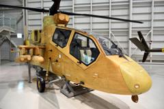 OH-1 モックアップ