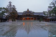 寒川神社①