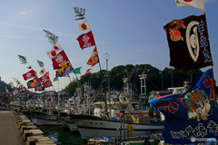 新春大漁旗 ①