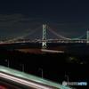 明石海峡大橋 (淡路島側~)④