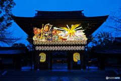 寒川神社②