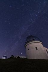 岡の天文台