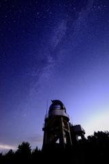 夏の天文台