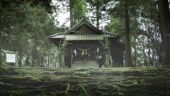 聖地巡礼「雨宮神社」