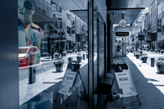 Reflection 反転する街