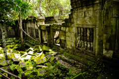 Beng Mealea 14 廃墟 #2