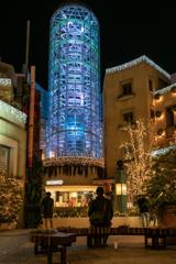 塔のある街  #2