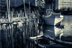 追憶の糸 #11 桟橋