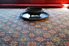 harem 02 皇子の間 #2 ペルシャ絨毯と水盤