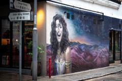 香港 22 Street Art #1
