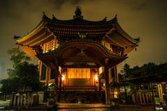 夜の南円堂