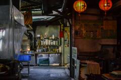 ちょっとディープな台湾食堂