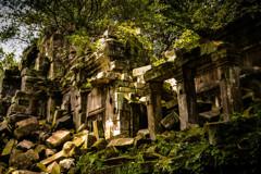 Beng Mealea 03 廃墟