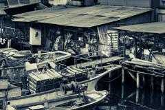 追憶の糸 #12 アナゴ漁