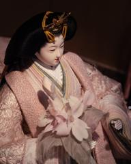 内裏雛 女雛 #2