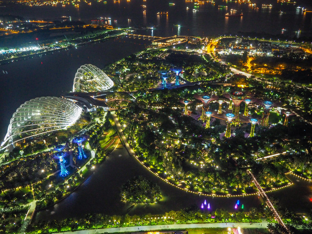 Singapore 05 Gardens by the Bay