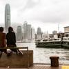 香港 04 Victoria Harbour #2