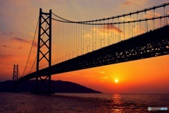 明石海峡大橋①