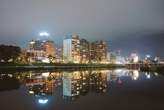 岡崎夜景01